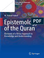 M. Ashraf Adeel - Epistemology of the Quran_ Elements of a Virtue Approach to Knowledge and Understanding-Springer Internati.pdf