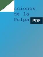 Funciones de la Pulpa