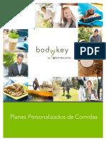 plan personalizado bodey key