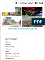Overview of Disaster and Hazard 2019.ppt