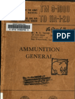 TM 9-1900 Ammunition, General-1956