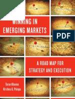 Winning In Emerging Markets Pdf