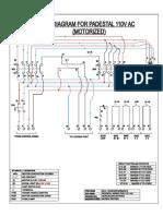 PADESTAL-MTR-110VAC