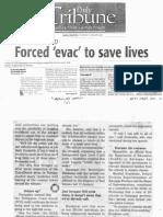 Daily Tribune Jan. 23, 2020, Forced evac to save lives.pdf