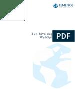 TAFJ-AS WebSPhereInstall