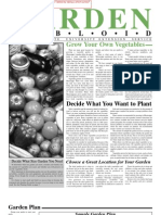 Garden Tabloid - Grow Your Own - Mississippi State University