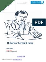 Hernia & Lump