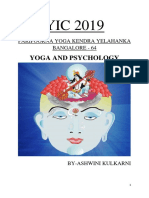 Yoga and Psychology
