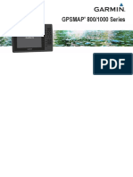 GPSMAP 1020xs Manual