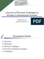 Diversity