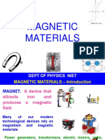 MAGNETIC MATERIALS I.ppt