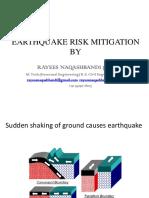 EARTHQUAKE RIST MITIGATION.pptx