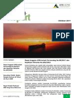 APBI Report Oktober 2019