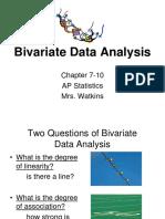 Bivariate Data Analysis.ppt