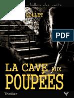 EXTRAIT du roman « La Cave aux poupées » de Magali Collet