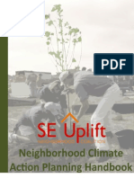 Neighborhood Climate Action Planning Handbook