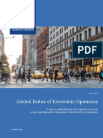 Global Index of Economic Openness Gieo-2019