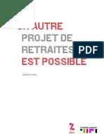 [Rapport] Un autre projet de retraites est possible !