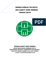 PROGRAM KERJA TB DOTS 2019 (LIN)