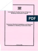 5. CQHP_Electrical Temporary Installations