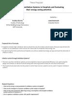 Krutikaa_Thesis proposal Ventilation Systems.pptx