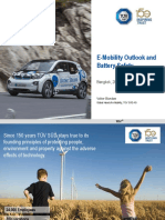 E-mobility and Safety