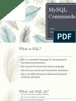 1stTerm_MySQLCommands