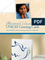 2010 UNICEF Business Collection Catalog