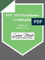 3 EFT TFT Practitioner Workbook Section Three
