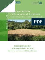 Linterpretazione delle analisi del terreno