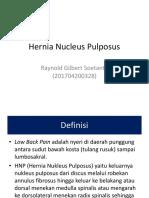 HNP presentasi referat
