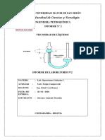 viscosidad de fluidos