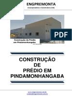 Construção de Prédio Em Pindamonhangaba