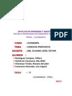 9.0 EJERCICIO RESUELTO INGRESP POR VENTA DE CONCENTRADOS Y REFINADOS