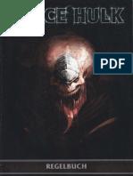Space Hulk 3rd Edition Regelbuch Deutsch (OCR)