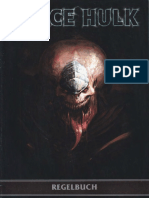 Space Hulk 3rd Edition Regelbuch Deutsch (OCR)