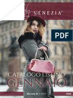 Lady Venezia - Catalogo 2020