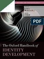 HANDBOOK-McLean-and-Syed-2015-The Oxford Handbook of Identity Development.pdf
