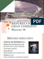 RESURRECIÓN Y GRAN COMISIÓN
