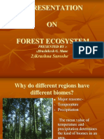 Audit course _(Forest Ecosystems)