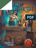 D&D5e - Kobold Press - Tomb of Tiberesh for 5th Edition.pdf