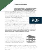 LOS 5 ARQUITECTOS DE LA ARQUITECTURA MODERNA