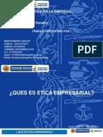 24-11-2017 ETICA EN LA EMPRESA