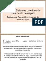 Aula 9 - Sistemas coletivos de tratamento de esgoto - tratamento secundário.pdf