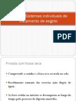 Aula 3 - Sistemas individuais de tratamento de esgoto.pdf