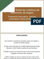 Aula 10 - Sistemas coletivos de tratamento de esgoto - tratamento secundário.pdf