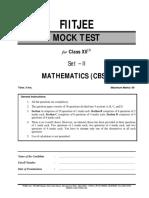 Mock Test Paper-1920-CBSE-C-XII-Set-II-MATH-Paper