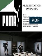 Final Ppt.pptx Puma Marketing