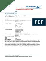 683-3-20-X-310A MSDS 2017 (SA Spanish)