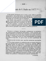 Almanach Litterario Paulista (SP) - 1877 Ed. 03 p. 148-152 - A Academia de São Paulo, Muniz de Souza
